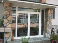 фото входные двери пвх со стеклом