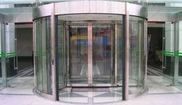 фото входные уличные двери из алюминиевого профиля