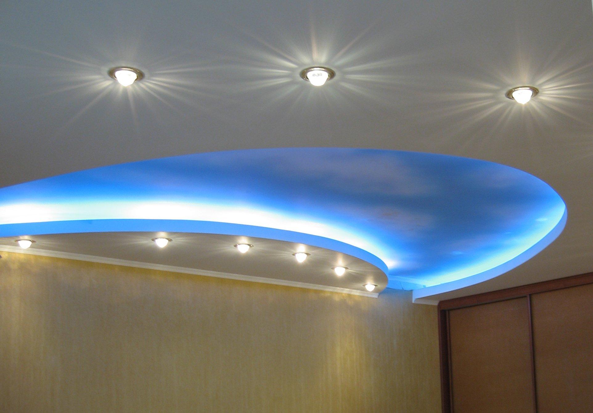 фото расписной потолок