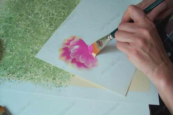 Как сделать и нарисовать рисунки на стенах своими руками
