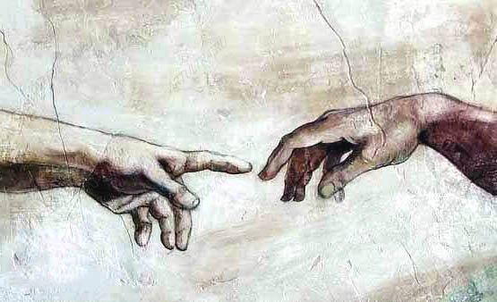 фото рисунок маслом на стене