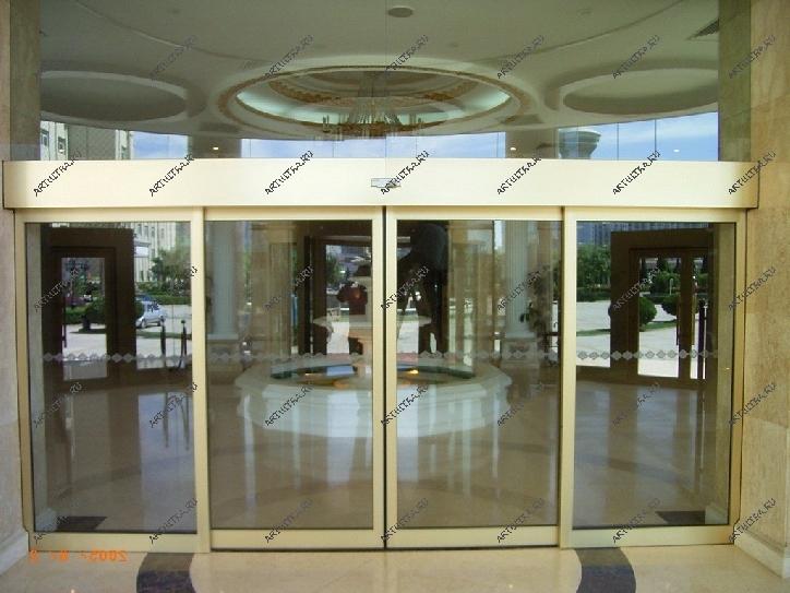 Каретки автоматических дверей