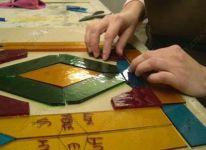 Фото изготовление витражей своими руками