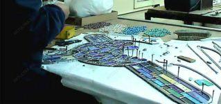 Фотография конструкция витража