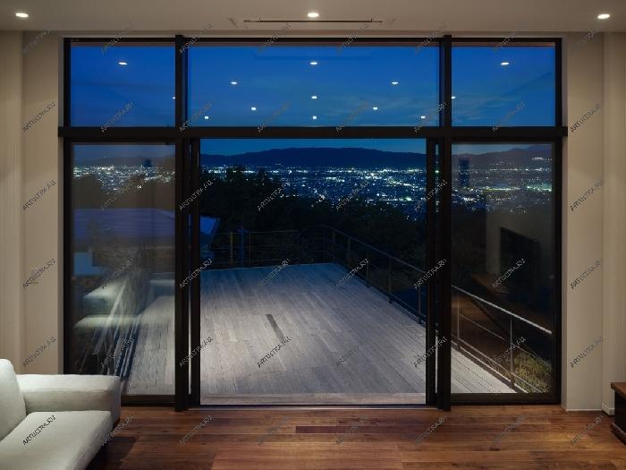 Балконные перегородки.