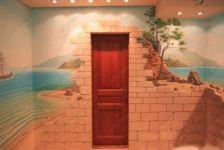 фото роспись ванных комнат
