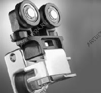 фото механизм для пластиковой перегородки гармошкa
