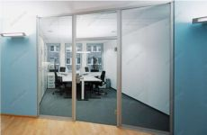 фото паспашные прозрачные двери с притвором