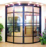 фото радиусные межкомнатные двери