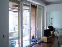 фото раздвижные межкомнатные стеклянные двери