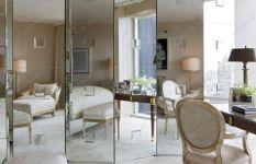 фото межкомнат многостворчатые распашные ные зеркальные двери