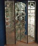 фото стеклянные перегородки