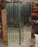 фото зеркальные перегородки