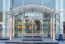 фото автоматические раздвижные двери автовокзала
