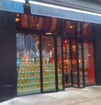 фото стеклянные двери в магазин товаров повседневного спроса