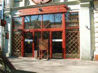 фото дервянная входная группа ресторана