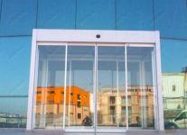 фото наружные раздвижные автоматические двери