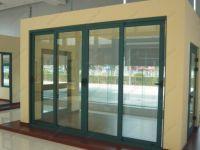 фото теплые раздвижные комбинированые двери