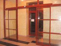 фото входной тамбур со стеклом