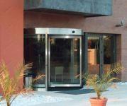 фото автоматические мультиофсадные двери