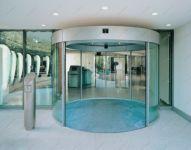 фото автоматические полукруглые двери для вокзала
