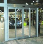 фото автоматические раздвижные двери автосалона