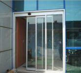 фото автоматические телескопические двери офиса мтс