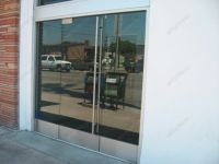фото офисные входные одностворчатые двери