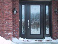 фото качественная входная дверь в жилой дом