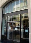 фото входные двери для магазина бытовой техники