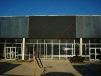 фото алюминиевая входная дверь в торговый центр