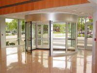 фото карусельные двери для салона красоты