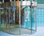 фото радиусные автоматические двери для ресторана
