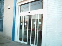 фото телескопические раздвижные двери для супермаркета