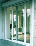 фото алюминиевые входные уличные двери