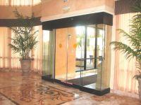 фото автоматические раздвижные двери (стеклянные) для гостиницы