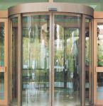 фото круглые алюминиевые двери