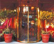 фото круглые двери для ресторана