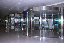 фото круглые двери для вокзала