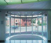 фото круглые двухпальные двери
