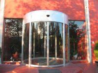 фото круглые радиусные двери