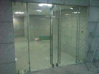фото маятниковые распашные двери для вокзала