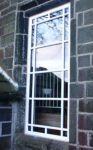 фото распашные двери входные однопольные