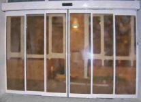 фото телескопические двери пвх