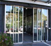фото телескопические входные двери
