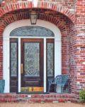фото входные уличные двери для дачи
