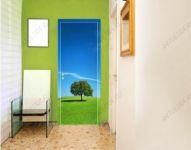 фото дверь с фотовитражами