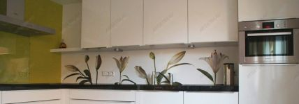 фото фотовитраж на кухню