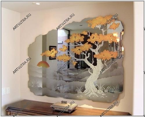 ... пескоструйных рисунков на зеркале: artultra.ru/vitrazhi/vidy-vitrazhey/hudozhestvennyy-peskostruy...