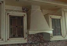 фото кухонные витражи